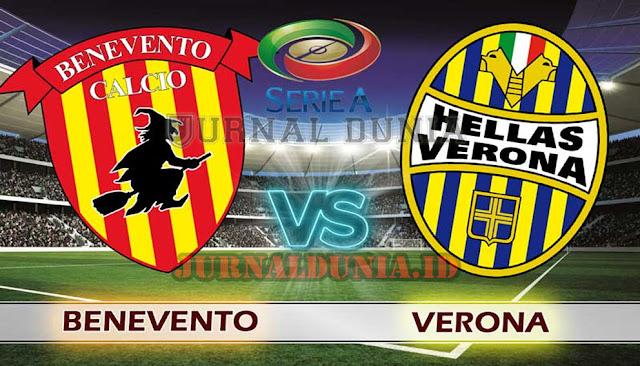 Prediksi Benevento vs Hellas Verona , Kamis 04 Maret 2021 Pukul 02.45 WIB