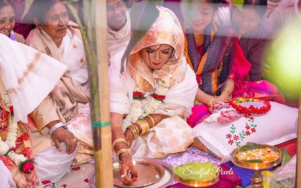 Traditional Assamese Wedding