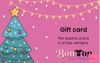 BonTop Shop : vinci gratis una Gift Card da 50 euro