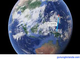 Apakah Pulau Guam Terletak di Samudra Pasifik
