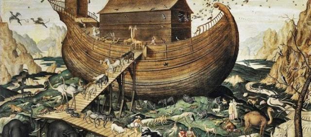 اين رست سفينة نوح