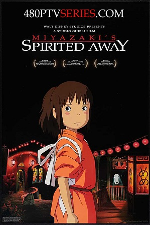 Watch Online Free Spirited Away (2001) Full Hindi [Fan Dubbed] Movie Download 480p 720p Bluray