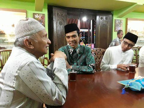 Ini Nasihat Keren dan Viral dari Amien Rais Untuk Ustadz Abdul Somad