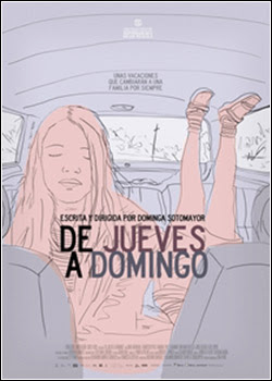 Download Filme De Quinta a Domingo – DVDRip RMVB Legendado
