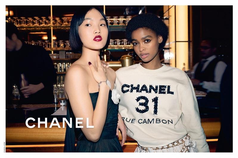 Chanel Pre-Fall 2020 Campaign