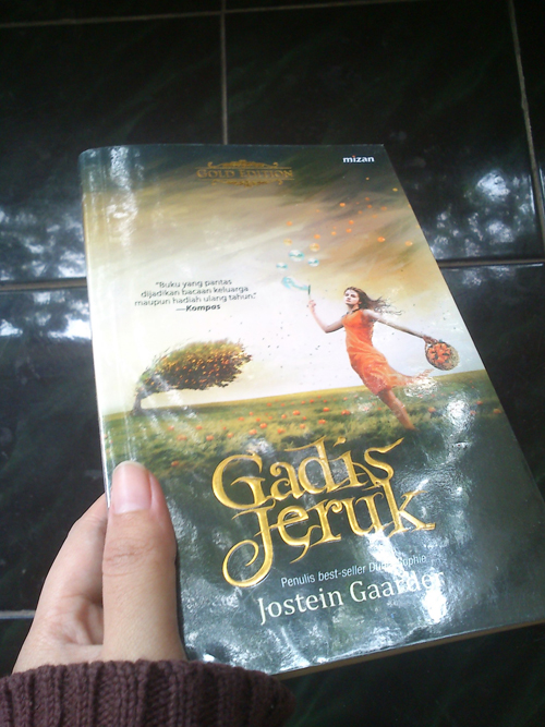 jostein gaarden the orange girl pdf