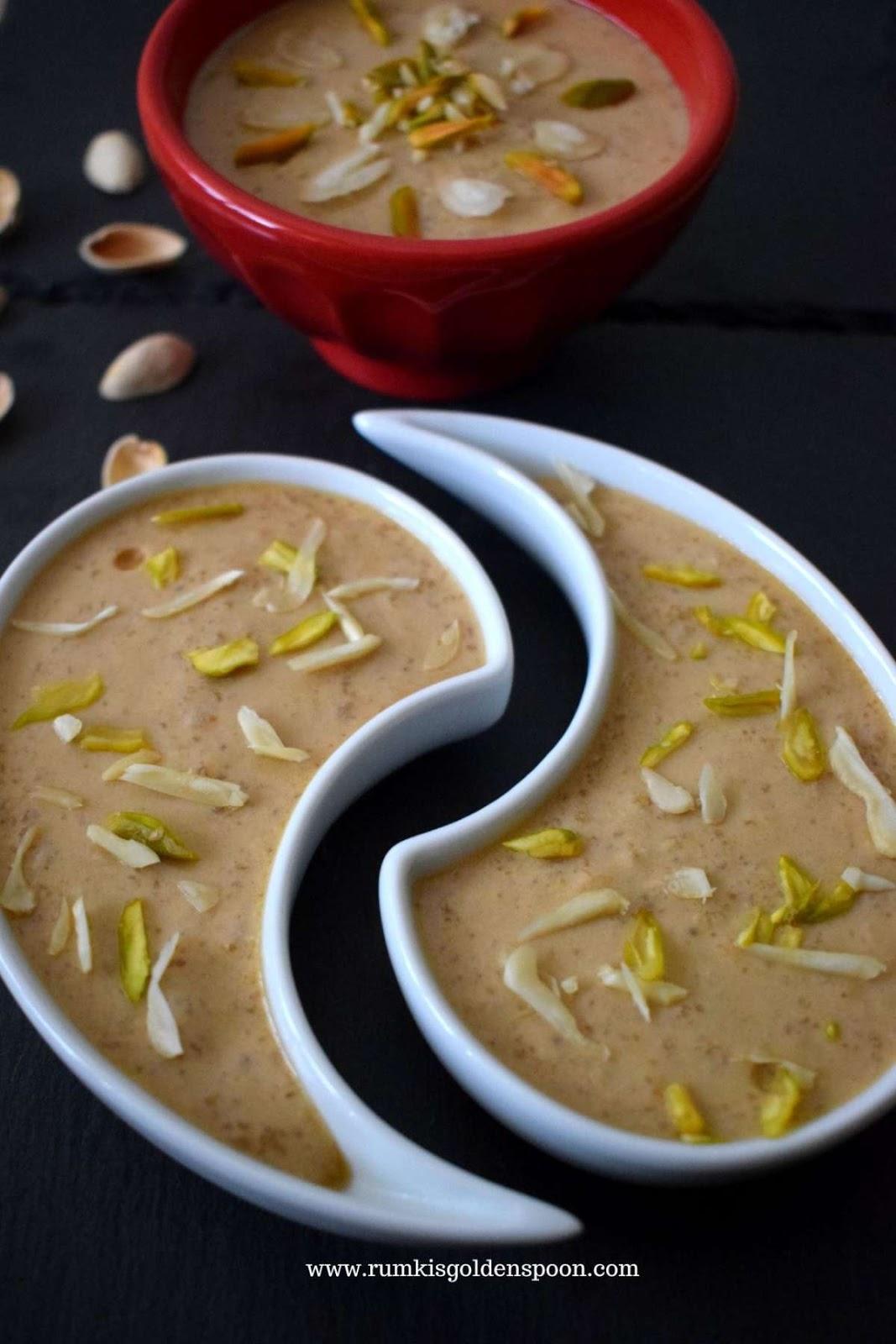 firni recipe, recipe of phirni, recipe for phirni, phirni, phirni recipe, how to make phirni, rice kheer recipe, kheer recipe, patali gur recipes, jaggery sweet, sweets with jaggery, jaggery sweet recipes, gur ki kheer, date palm jaggery recipes, nolen gur sweets, khajur gur recipes, khejur gur kheer recipe, phirni with jaggery, Rumki's Golden Spoon