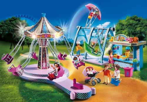 Playmobil pretpark kermis
