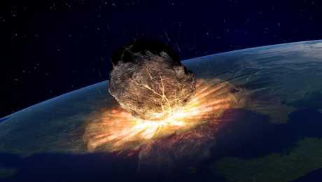 علماء ناسا نيزك أكبر من أهرامات مصر يتجه نحو الأرض