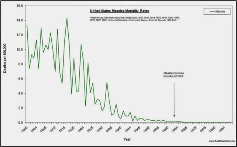 Quebrando o mito da campanha de vacinação contra o sarampo