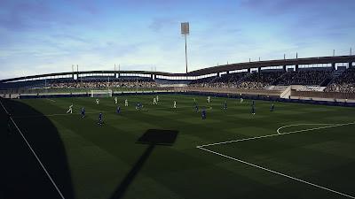 PES 2020 Stadium Ljudski vrt