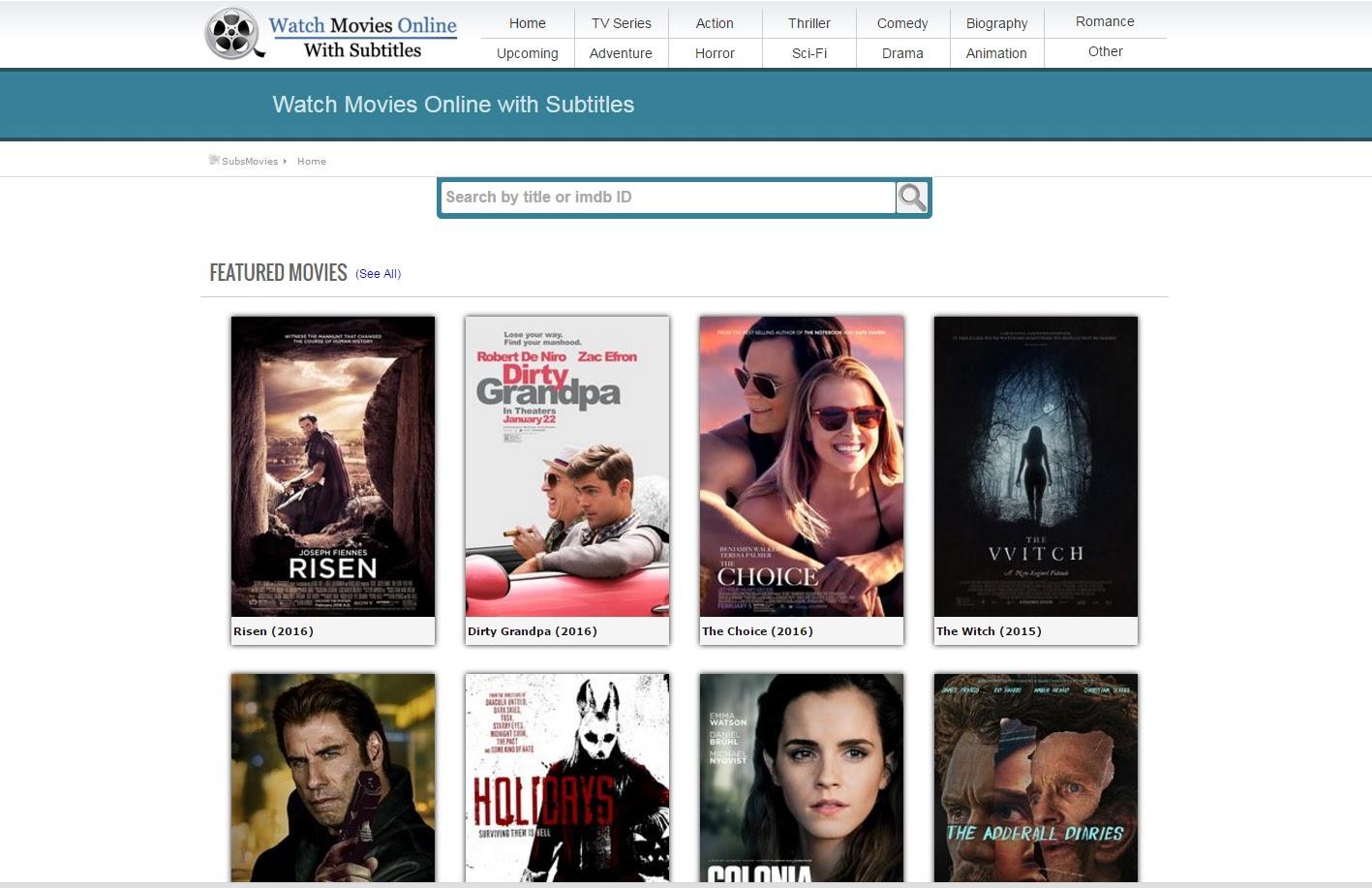 Marmara Dil Merkezi Blog Ingilizce Altyazili Film Izleme Siteleri