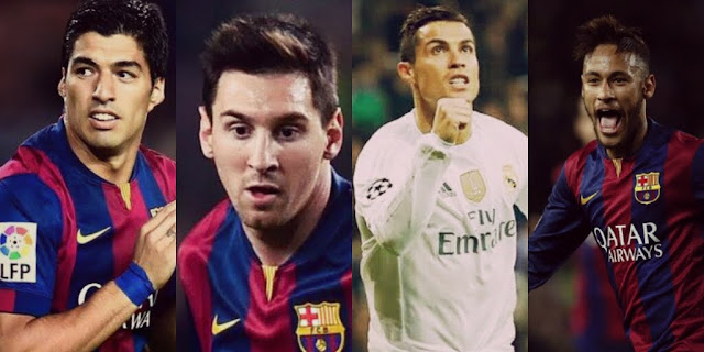 Messi é eleito o Melhor do Mundo em 2015 pelo L'équipe. Confira Top 100