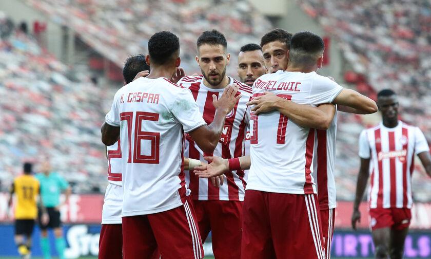 Ολυμπιακός - ΑΕΚ 3-0: Τα γκολ του ΘΡΥΛΟΥ! (Vid)