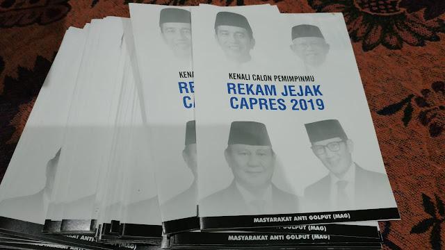 Brosur Fitnah Prabowo Disebar