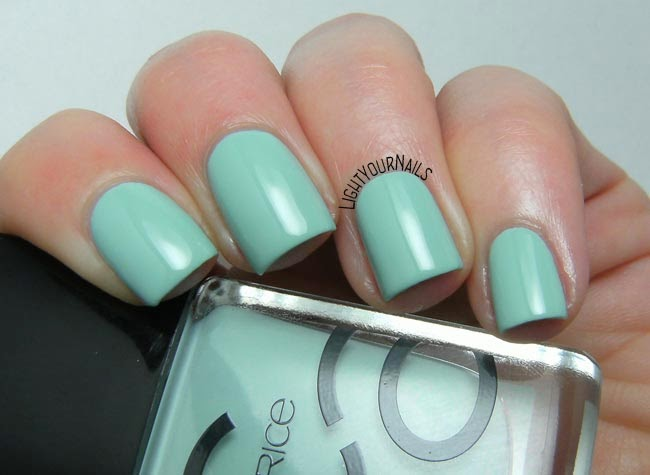 Catrice ICONails 14 Mint Map