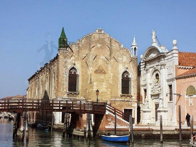 Gereja Katolik di Pusat Kota Venesia Disulap Menjadi Masjid