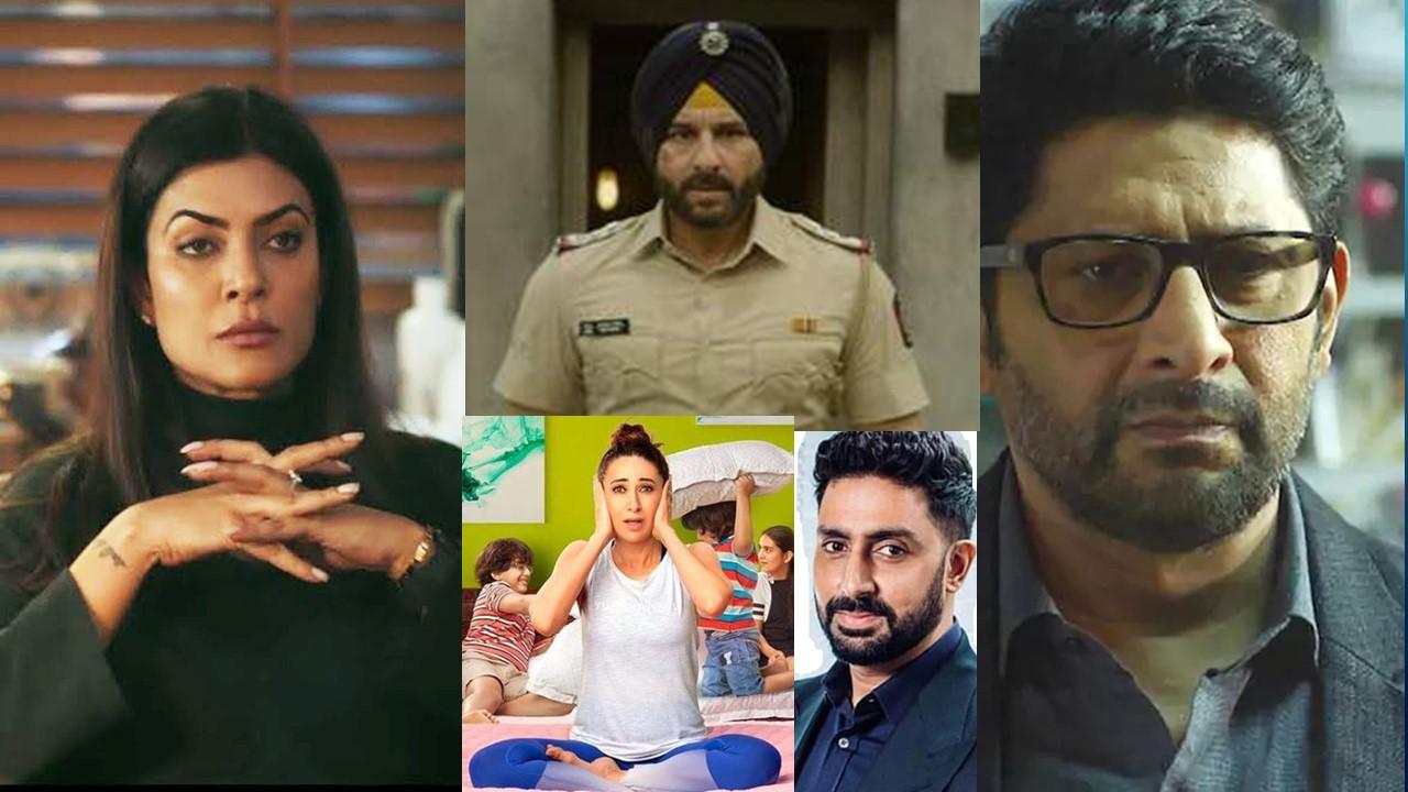 Sushmita Sen,Saif ali khan,Arshad warsi,Karishma kapoor and abhishek bacchan OTT comeback India Talks Sanket Savaliya