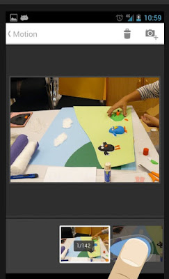 Buat Stop Motion Video di Android