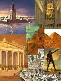 Liste Des 7 Merveilles Du Monde : liste, merveilles, monde, MERVEILLES, MONDE