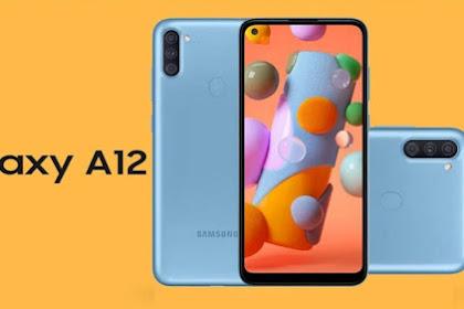 Berikut Harga Dan Spesifikasi Samsung A12