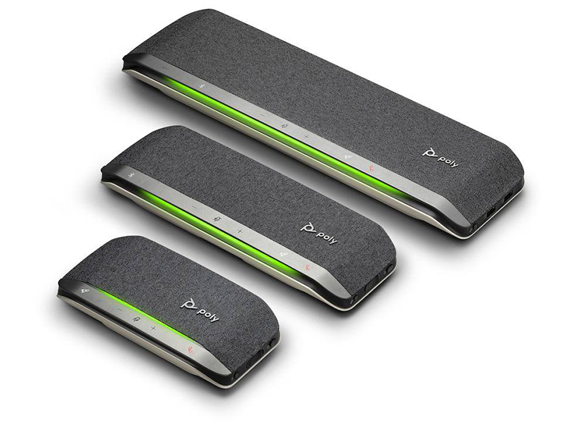 Poly introduces Microsoft, Zoom certified Sync speakerphones in PH