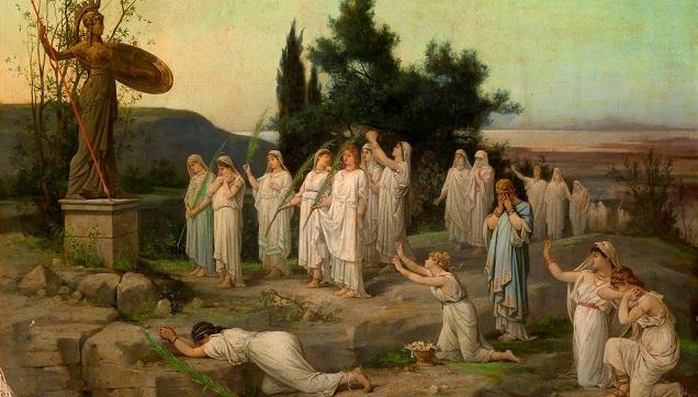 Αρχαίες Mυητικές τελετές, το μυστήριο του θανάτου και της ανάστασης.