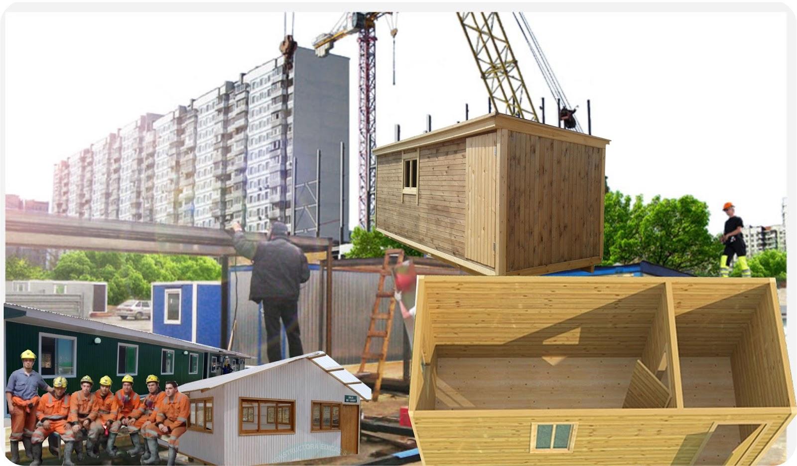 Casetas prefabricadas para construcci n packhogar - Feria de casas prefabricadas ...