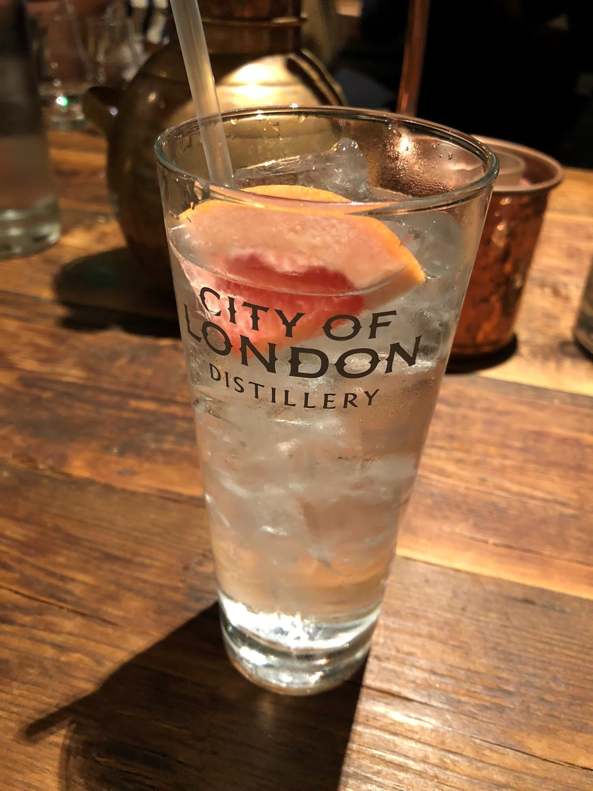 London gin distillery tour