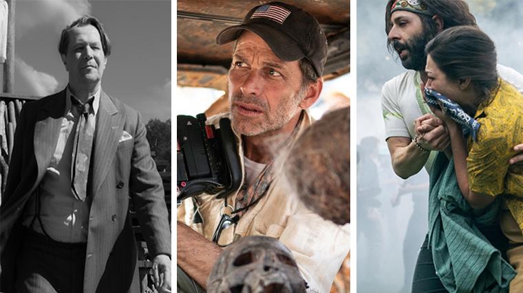 Netflix apuesta al cine: directores convocados, proyectos esperados