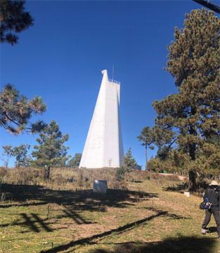 Dunn Solar Telescope (DST) (Source: Palmia Observatory)