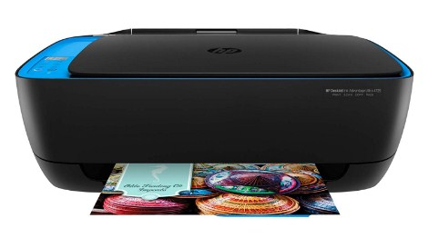 HP DeskJet 4729 All-in-One Colour Printer Driver Downloads