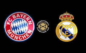 مشاهدة مباراة ريال مدريد وبايرن ميونيخ بث مباشر اليوم 21-7-2019 في الكاس الدولية للابطال