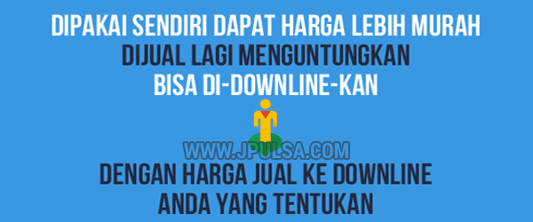 dealer pulsa online murah