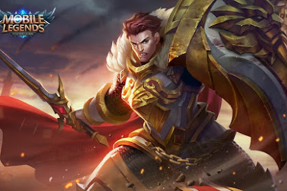Tigreal Best Build, Tips, Trick and Tutorial Mobile Legends (Guide)