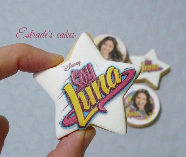 galletas decoradas de Soy Luna 3