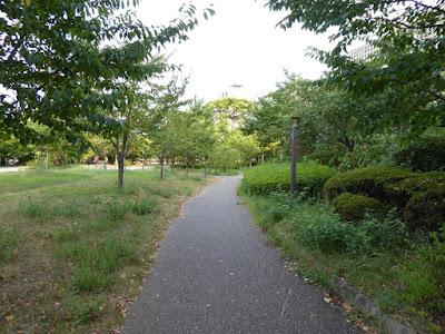 大阪城公園 城南地区