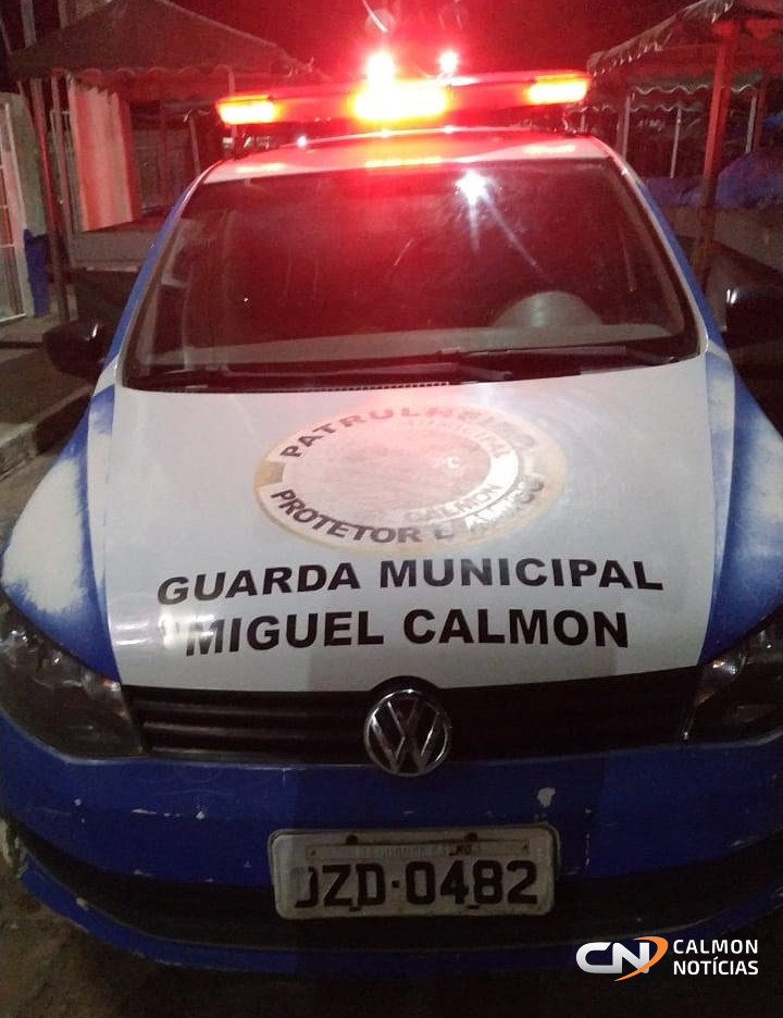 Dupla é presa pela Guarda Municipal por prática de furto na feira livre de Miguel Calmon