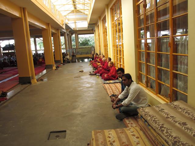 prayer in monestry