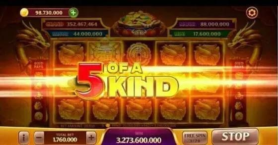 Higgs Domino Slot Super Win Cheat with MOD APK