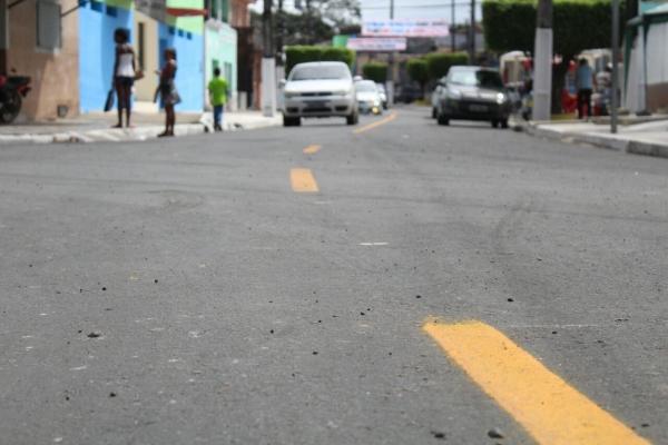 Em Batalha, Governo de Alagoas  inaugura 10 km de vias urbanas asfaltadas nesta terça-feira (10)