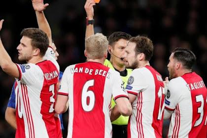 Ajax Amsterdam Ketimpa Kesialan Saat Melawan Chelsea Dalam Laga Liga Champions Eropa 2019