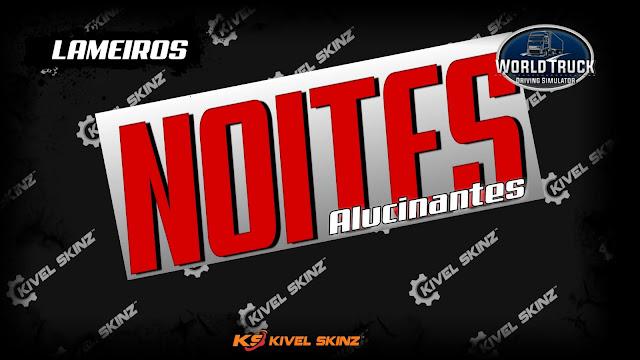LAMEIROS - NOITES ALUCINANTES