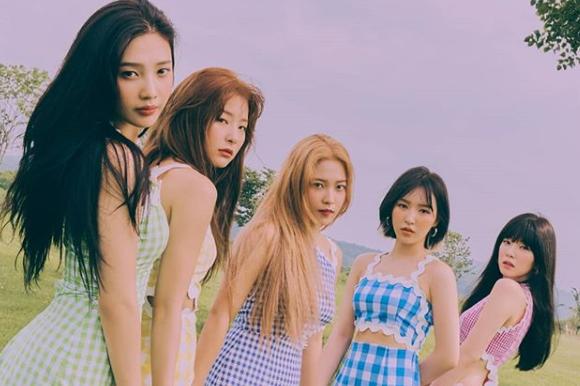 Lirik Lagu dan Terjamahan Umpah Umpah - Red Velvet