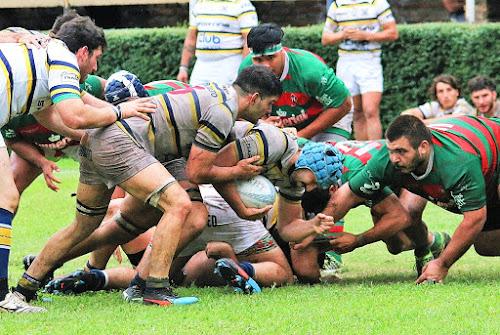 Pasó la 2º fecha del Apertura de la Unión de rugby de Tucumán