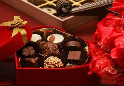 Alasan Valentine Indentik Dengan Coklat