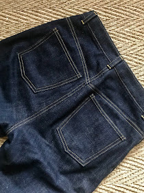 Diary of a Chain Stitcher: Megan Nielsen Straight Leg Dawn Jeans