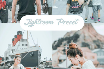 Preset Lightroom Mobile