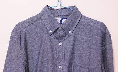Charles wilson blog review, charles wilson shop review, charles wilson shirts, chambray denim shirt men, chambray denim shirt charles wilson, charles wilson britpop shirt, britpop shirt damon albarn
