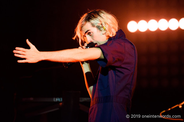 Half-Alive at The Mod Club on October 5, 2019 Photo by John Ordean at One In Ten Words oneintenwords.com toronto indie alternative live music blog concert photography pictures photos nikon d750 camera yyz photographer